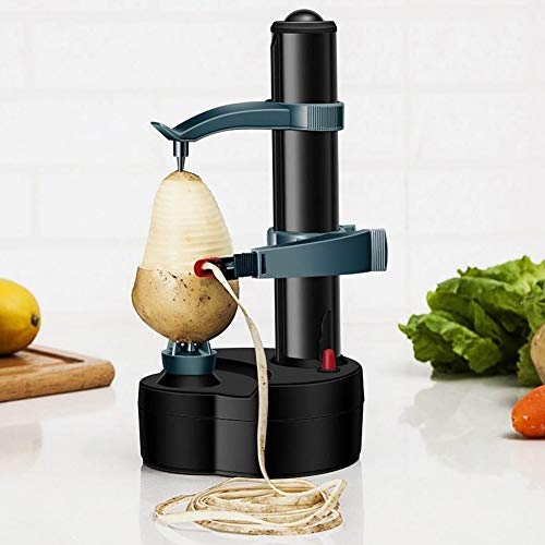 Haokaini Peladora de Patata Eléctrica Multifuncional Peladora Doméstica para Cocina
