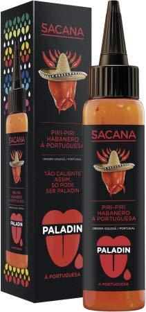 Paladin, Piri Piri Habanero, Soße auf portugiesischer Art, 75 ml