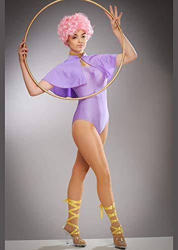 Magic Box Disfraz de Trapecio Estilo Anne Wheeler, el Mejor Showman Adolescente