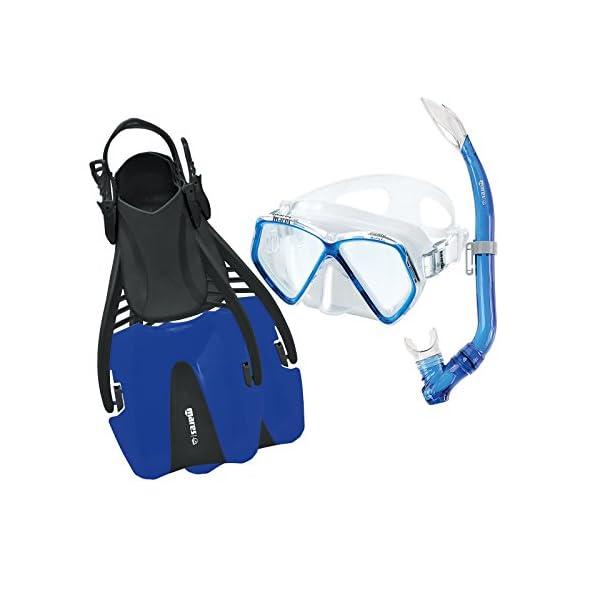 Mares Set X-One Marea Diving Kit-Blue/RBL, X-Large TBRBLLXL