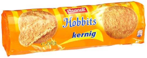 Brandt Hobbits kernig, 4er Pack (4 x 250 g Packung)