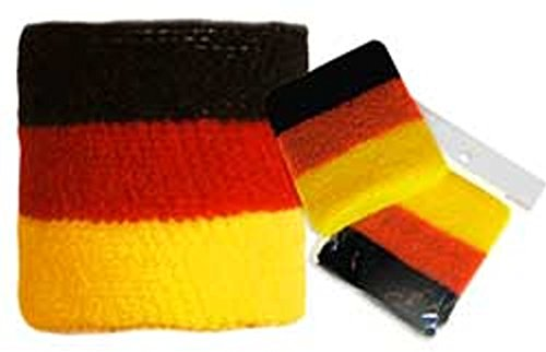 wuerfel24 Schweißband/Armband/Handgelenkband DEUTSCHLAND/GERMANY 1 Stück