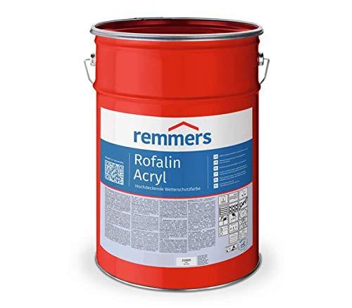 Remmers Rofalin Acryl Schutzfarbe (2,5 l, weiß (RAL 9016))
