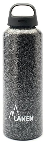 Laken 32-G Botella de Aluminio, Unisex Adulto, Gris, 750ml