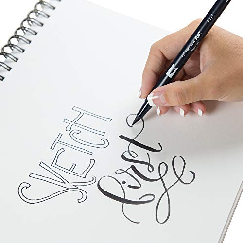 """Tombow Lettering Set """"Advanced"""" - 4"""