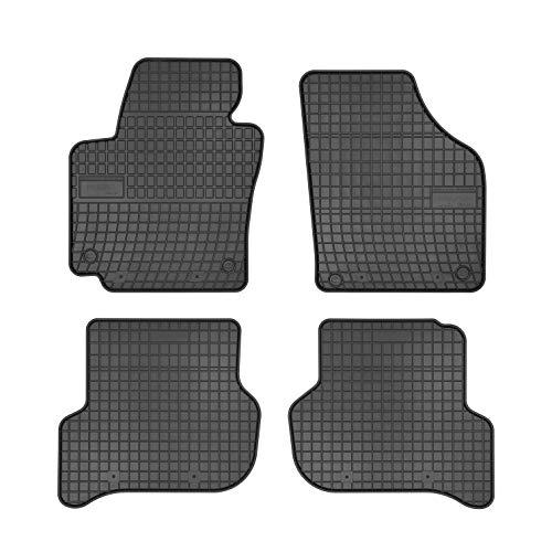 El Toro Alfombrillas Seat Altea XL (2006-2015) Goma - Rey Alfombrillas®