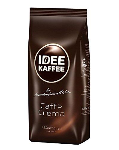 Idee Kaffee - Caffè Crema Bohne - 1kg