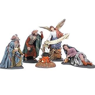 Acan Set navideño de Figuras de la Anunciación 12 cm
