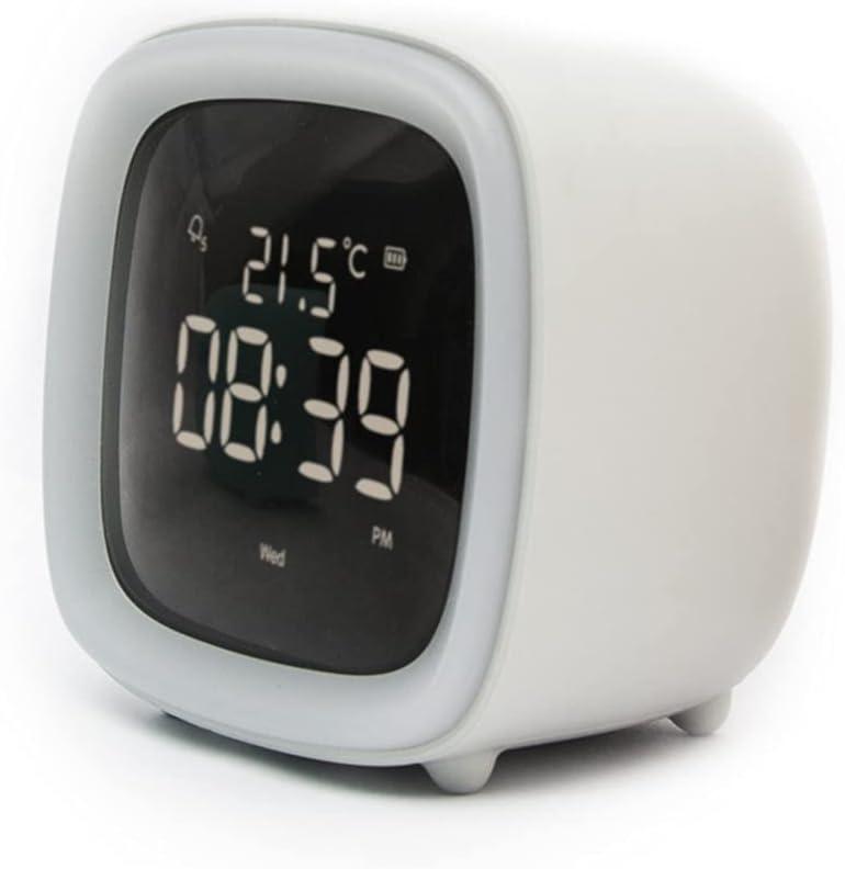Max 48% OFF Clock USB High material Charging Digital Alarm 12 Date Display 24 Hou