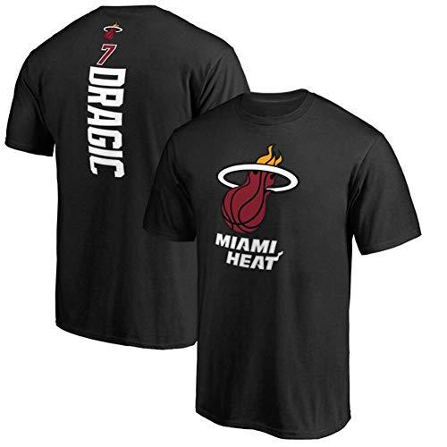 CAMILYIN Camiseta de Baloncesto para Hombre,Mujeres Jersey Hombre - NBA Unisex Camiseta sin Mangas del Chaleco Transpirable Bordado Baloncesto Swingman Jersey,7,XXXL
