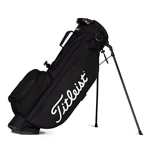 Titleist - Players 4 Golf Bag - Black