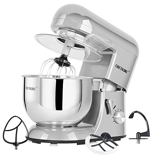 CHEFTRONIC Standing Mixer, One Size, Silver