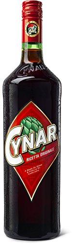 Cynar – Der Halbbitterlikör mit der Artischocke aus Italien, 1 x 0.7 l, 16,5 % Vol.