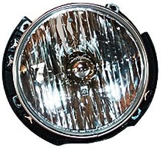 TYC 20-6835-00 Jeep Wrangler Passenger Side Headlight Assembly