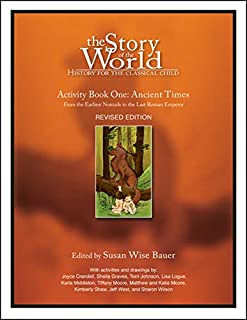 Story of the World, Vol. 1 Activity Book: History for the Classical Child: Ancient Times