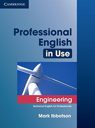 Professional English in Use Engineering with Answers