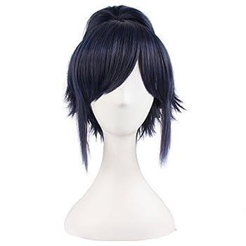 Best black ponytail cosplay wig Reviews