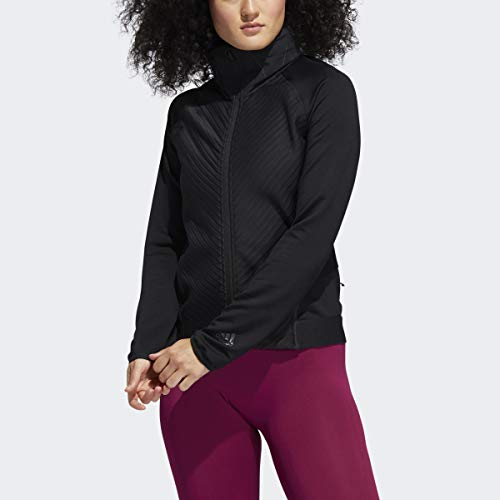 adidas Women's Training Jacket Cold.RDY, Black, 2XS