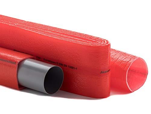 Schutzschlauch PE Abfluss 10 m Isolierschlauch 4 mm Dämmung | Climaflex (Schutzschlauch Abfluss), DN 100 (Ø 125mm ±4) x 4mm Dämmdicke | 10m)