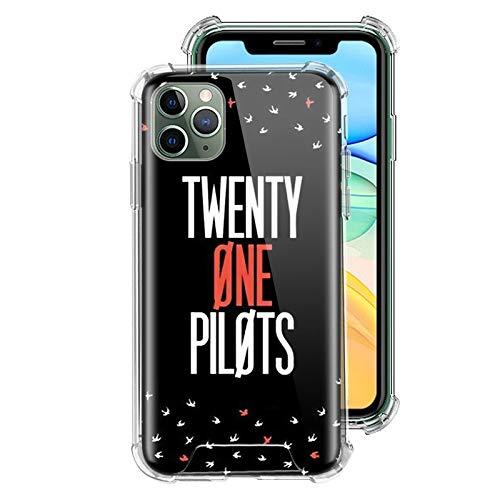 ZENGMING 21 Twenty One P Case für Apple iPhone Clear Soft Airbag Anti Handyhülle Schutzhülle A11 für iPhone XR Hülle