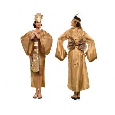 Disfraz de Emperadora China