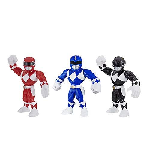 Boneco Power Rangers com 3 Mega Mighties - E6360 - Hasbro