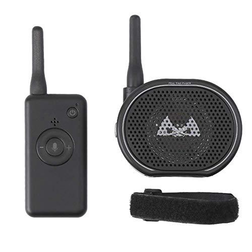 vap26 drone megafoon, draadloze luidspreker met afstandsbediening USB opladen antenne uitzenden luid drone megafoon reserveonderdelen
