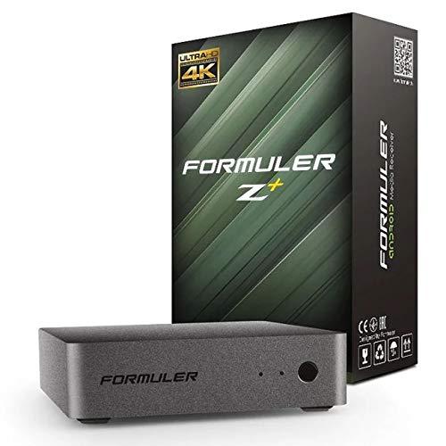 Formuller Z+ - Box Android TV, 4 K WiFi, RAM 2 GB, 8 GB, memoria flash, MicroSD