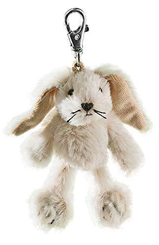 Schaffer Knuddel mich! 0180 Plüsch Schlüsselanhänger Hase Peppone, Crème, 11 cm