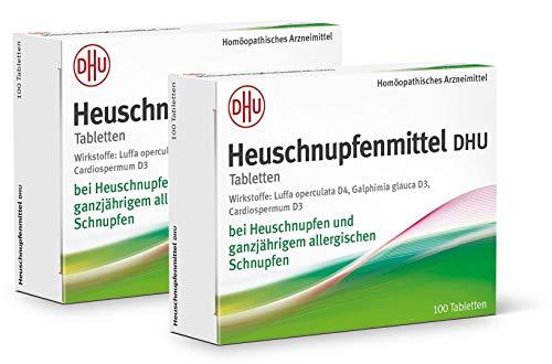 Heuschnupfenmittel DHU 2 x 100 Tabletten