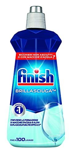 Finish Brillantante, Additivo Lavastoviglie, 1 Prodotto da 500 ml