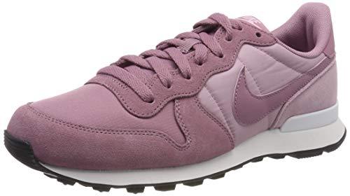 Nike Wmns Internationalist, Zapatillas de Running para Mujer, Rosa (Plum Dust/Plum Dust/Plum Chalk/Black 501), 38 EU