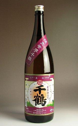 神酒造『千鶴 紫芋仕込み』