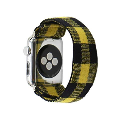 Correa para Apple Watch, correa cómoda para iWatch Series SE / 6/5/4/3/2/1-O, para 38 mm o 40 mm