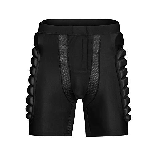 WILDKEN Pantalones Cortos Protección Acolchados Protector de Almohadilla de Cadera Muslo Cóccix para Esquí Snowboard Patinaje Bici ATV Moto Balonmano Rugby Hockey Deportes