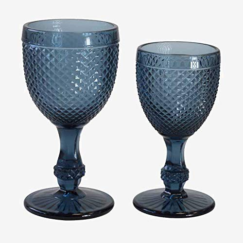 Better & Best Picos Cristaleria de 12 Piezas Agua + 6 Copas...
