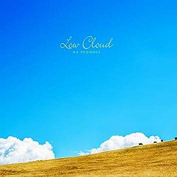 낮은 구름