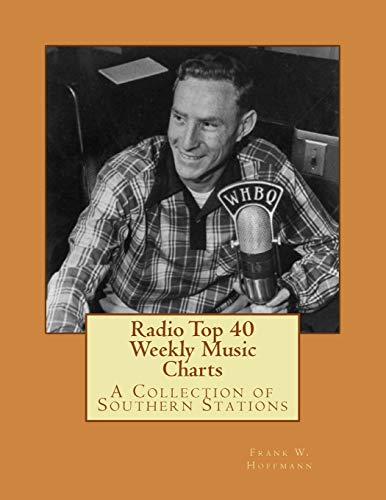 Radio Top 40 Weekly Music Charts: A Collection of Southern Stations