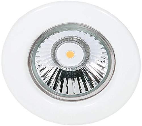 NOBILE C1830.10 Einbaustrahler GX5,3 50W weiß 1750351000