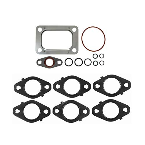 Mahle Exhaust Manifold Gasket Set For 2007.5-2018 Dodge 6.7L Cummins