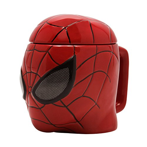 ABYstyle - MARVEL - Taza 3D - Spiderman