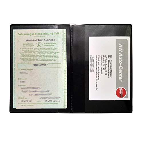 Kfz-Fahrzeugschein-Hülle Ausweismappe Ausweishülle