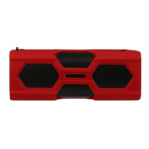 OPAKY Bluetooth-wasserdichter NFC-Lautsprecher Sound + 3600mah Power Bank für iPhone, Samsung usw.