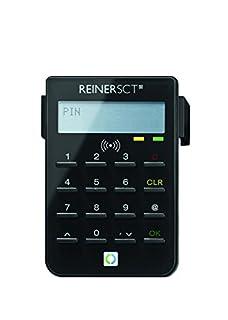 REINER SCT cyberJack RFID Chip-Kartenlesegerät standard | Generator für Online-Banking (HBCI / FinTS / EBICS); Elster; Personalausweis (B004FQL8RY) | Amazon price tracker / tracking, Amazon price history charts, Amazon price watches, Amazon price drop alerts