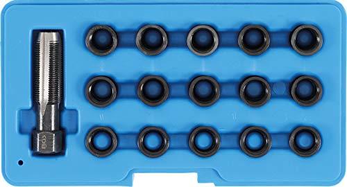 BGS 149   Reparatursatz für Zündkerzengewinde   M14 x 1,25 mm   16-tlg.