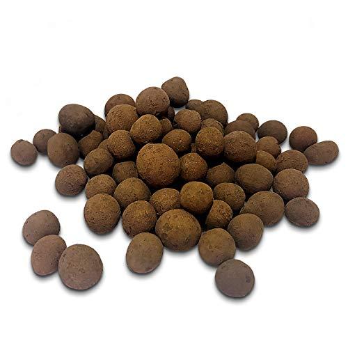 Wohnkult Premium Blähton 8-16 mm | Hydrokultur | Perfekt für Drainage oder Topfflanzen | Substrat | Verschiedene Größen (50 Liter)