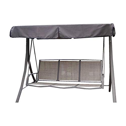Garden Winds 3-Person Sling Swing Replacement Canopy
