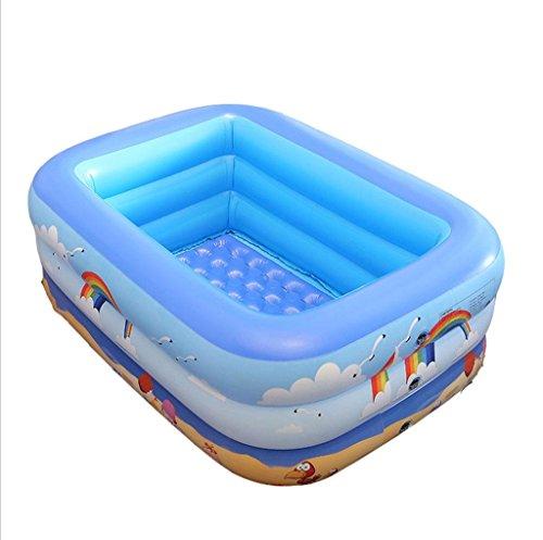 ZHDC® Baignoire gonflable, piscine pour enfants Enfant Play Thickening Baignoire pliable en plastique Pliage, pratique ( Couleur : #3 )