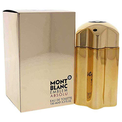 Montblanc Emblem Absolu For Men Spray, 3.3 Oz