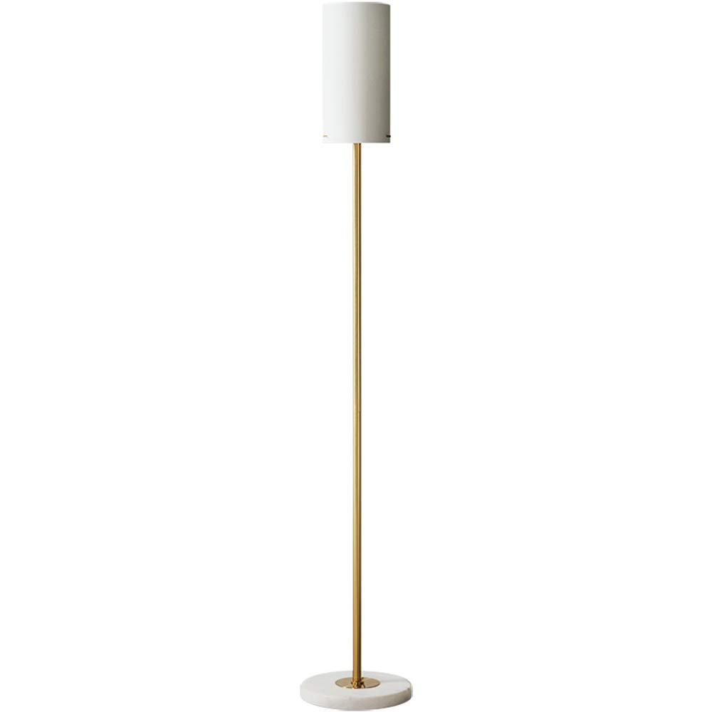 Bianca Acciaio Spazzolato Carta Lampada da Pavimento Smartwares 6000.040 Twister